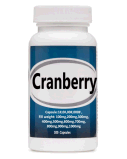 New Formula Anthocyanidins Herbs Cranberry with Extract Capsule