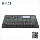 """32-Channel Digital Mixer with 24 Mic Preamps, 22 Motorized Faders, 7"""" Touch Screen"""