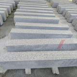 Flamed Flagstone/Paver/Kerbstone Made of Natural Granite Grey G603
