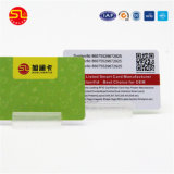 13.56MHz NFC PVC Non-Contact Card for Smart Phone