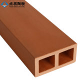 Professional 2 Hole Square Red Series Exterior Wall Cladding