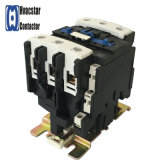 Cjx2-8011 AC Industrial Electromagnetic AC-3 3 Pole 80A 380V Contactor