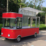 Fast Food Car Vending Machine with Ce Approval