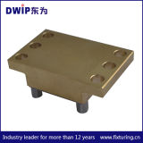 Erowa 51*81 Flat Brass Electrode Holder Clamping Tool for Electorde Fixture