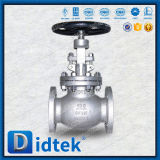 Didtek RF Ends Cast Steel Stainless Steel CF3m Stop Valve