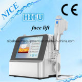 Ultrasound Hifu Machine for Face Wrinkle Removal Skin Tighten and Body Weight Loss
