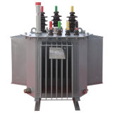 Ultra-Low Loss Sealed Oil-Immersed Power Transformers