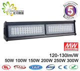 IP65 Factory Price Warehouse Industrial 100W Linear LED High Bay Light