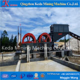 Wheel Type Sand Washer, Sand Cleaning Equipment for Sale