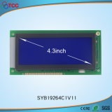4.3 Inch Industrial LCD Screen, 19264 COB Monochrome Graphics LCD Screen