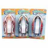 Water Toys of Big Inflatable Boat Chain on with Tube