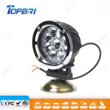 DC10-30V Project Spot Offroad 4WD 45W Round LED Work Light