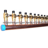 Pex Pipe with Ball Valve -Manifold