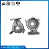 Customized Ductile Iron Casting Pump Body From Resin Sand Foundry