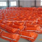 Wear-Resistant Orange Used PVC Oil Booms