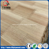 18mm Finger Jointed Natural Oak Veneer Commercial Plywood Poplar Core