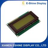 20X4 Yellow Green Character Positive LCD COG Module