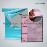 Small Ziplock Top Plastic Packaging Bag with USB