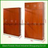 Bedroom Panel Furniture Five Doors Wardrobe