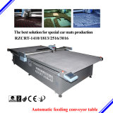 Special 4D 5D Car Mats Cutting Machine by Vibration Knife
