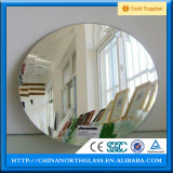 2-6mm Furniture Silver Mirror Decoration Glass