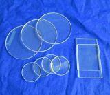 Round Shape Borosilicate Gauge Glass Capsule Shape Borosilicate Reflex Gauge Glass