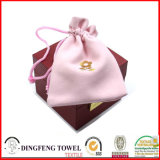 Double Velour Jewelry Bag Df-2853