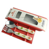 Kids Gift Cutlery Set with Logo