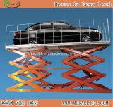 Double Column Hydraulic Vertical Car Scissor Lift
