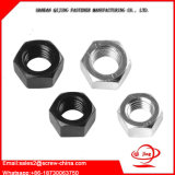 Carbon Steel Stainless Steel 304 A2 DIN934 Hex Nut