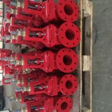 UL/FM 200psi Nrs Type Flanged Grooved Gate Valve