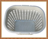 Durable Large Cheap Plastic Laundry Basket for Storage