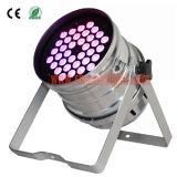 High Quality Best Price of RGB Tri Color LED PAR 64 Light/3W*36PCS PAR Can Stage Light