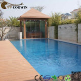 WPC Flooring Beside Swimming Pool (TW-02)
