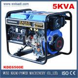 5kVA Diesel Generator 186FA Diesel Engine Hot Sale!