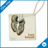 Custom Design Paper Printing Garment Shoe Hang Tag