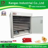 (2000 Eggs) CE Certified Cheap Automatic Poultry Chicken Hatchery Equipment (KP-16)