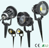 Insert Ground LED Lamp and Grass Light with Green Light