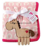 Competitive Qualiry & Price 100% Coral Fleece Baby Blanket