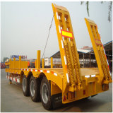 Hot Saled of 3 Axles Semi-Trailer 50 Tons