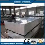 Prime G40 Big Spangle Zinc Coated Galvanized Steel Plate