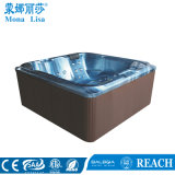 5 Person Wholesale Outdoor SPA Hot Tub with 2 Lounges (M-3362)