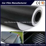 3D Carbon Fiber Car Wrap Vinyl Film