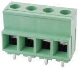 High Current PCB Terminal Block with 10.16 mm Pitch (WJ116V)