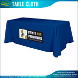 Customized Rectangular 300d Polyester Tablecloth Table Cover (J-NF18F05003)