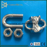 Stainless Steel Drop Forged Us Type Wire Rope Clamp