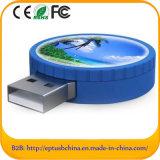 Distinctive Popular Style Swivel U Disk with Custom Logo (ET621)