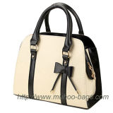 Fashion PU Leather Ladies Bag for Outdoor (MH-6042)