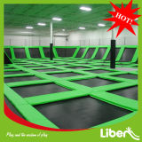 Liben Large Commercial Build Indoor Trampoline Park