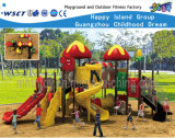 Corn Feature Children Outdoor Amusement Park Hf-11702